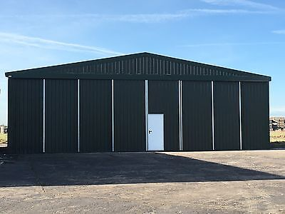 Industrial / Agricultural Steel Frame Buildings, Kit Buildings - Any Size
