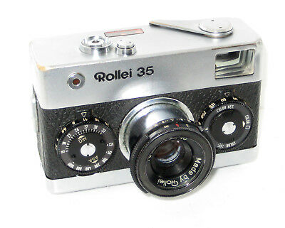 Rollei 35  Serviced  100% Funzionante Fully Working