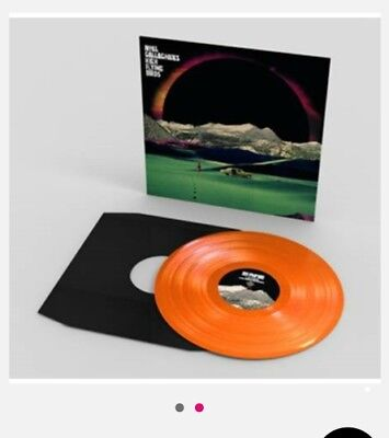 "Noel Gallagher High Flying Birds - 12"" Orange Vinyl  - HOLY MOUNTAIN - Brand new"