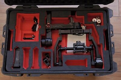 DJI Ronin with Cinemilled Accessories