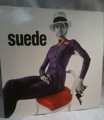 "Suede - The Drowners 12""  Nude"