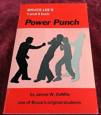 Bruce Lee's 1 And 3 Inch Power Punch