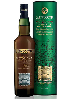 Glen Scotia Victoriana Cask Strength Single Malt Scotch Whisky 700ml