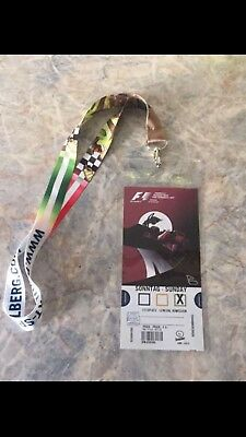 Formel 1 Tickets