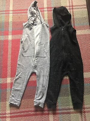Next Boys Age 2-3 All In One Jogger Suit