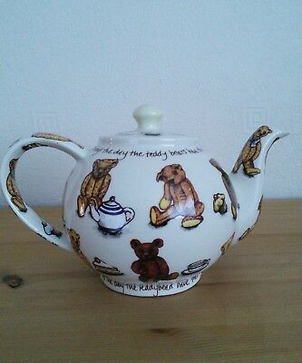 Ted Teapot 'Teddy Bears Picnic' by Cardew design