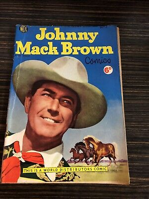 Johnny Mack Brown No. 7