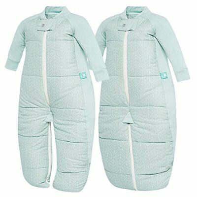 ergoPouch 2 in 1 Baby Sleep Suit & Sleeping Bag 3.5 TOG 2-12months (RRP £59.99)