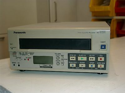Panasonc Video Cssette Recorder Model AG 5260