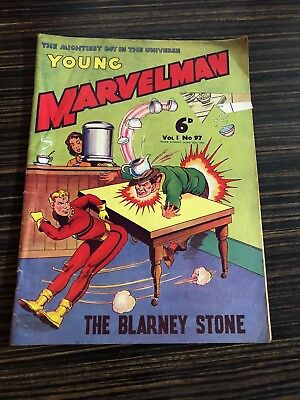 Young Marvelman Comic Vol 1 No 97 1955
