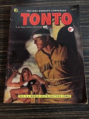 Tonto Comic No. 17 1953