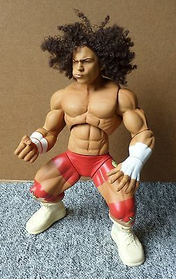 """Large 14"""" Wresting Action Figure - WWE Giants of the Ring - CARLITO"""