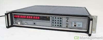 EIP 535 Microwave Frequency Counter 1-18GHz w/ Option 08