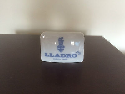 Lladro Shop Sign