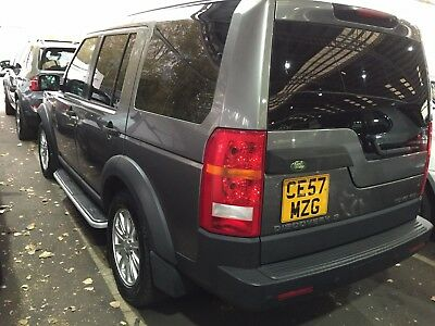 57 Land Rover Discovery 3 2.7 Tdv6 Se, Leather, Sat Nav, Seats, Xenons, Cruise
