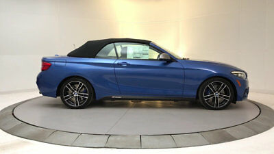 2018 BMW 2 Series M240i M240i 2 Series New 2 dr Convertible Automatic Gasoline 3.0L STRAIGHT 6 Cyl Estor