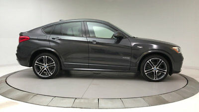 2016 BMW X4 xDrive28i xDrive28i 4 dr SUV Automatic Gasoline 2.0L 4 Cyl Dark Graphite Metallic