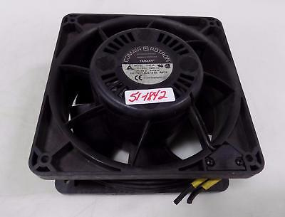 COMAIR ROTRON MC24A7 MUFFIN DC RED BLACK FAN 24VDC.25A 6.7W  FREE SHIPPING