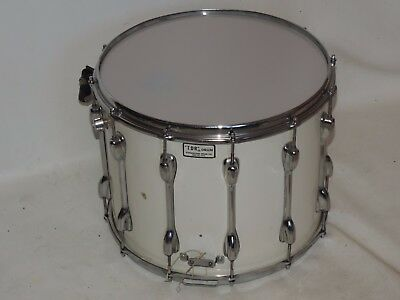 Vintage Slingerland TDR Marching Snare Drum 12 x 15 New Heads