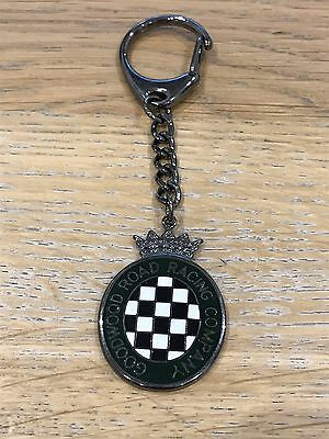 Goodwood  2017 Key Ring - NEW