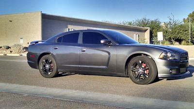 2013 Dodge Charger R/T Maxx converted to SRT8 Dodge charger R/T conversion SRT8, 2013
