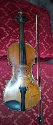 Huge Price Reduction. Early 1800s Germaine 4/4 Violin Volgand Saxony Masterpiece
