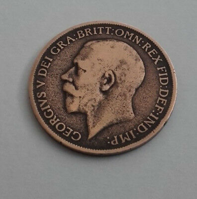 George V Penny, 1911- 106 years old