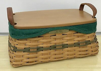 Longaberger Christmas Collection Traditions Basket Combo 2002