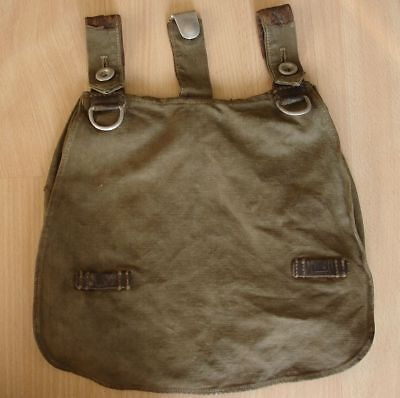 Ww2 German M31 Bread Bag From 1937 Combat Issue Piece - Rare !