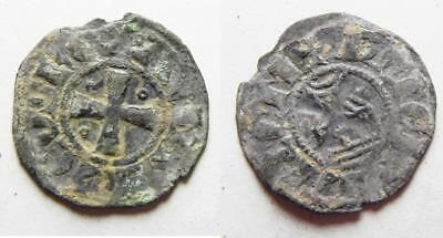 ZURQIEH -aa8611- Crusaders, Latin Kingdom of Jerusalem. Baldwin III (1143-1163).