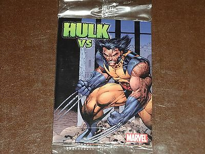 2008 Hulk vs.Wolverine / Deadpool Complete Set of 3 Promo Cards