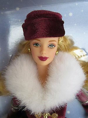 Victorian Ice Skater Special Edition Barbie Doll.  2000, NRFB