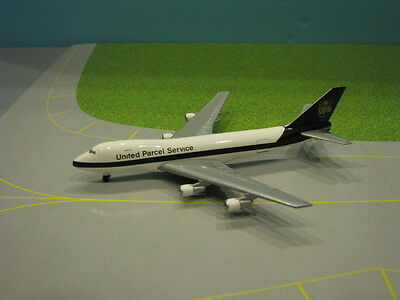 Herpa Wings Ups 747-200 (Oc) 1:500 Scale Diecast Metal Model