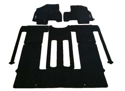 NEW KIA Carnival YP Car Floor Mats (2015-On)