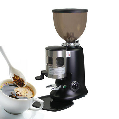 Coffee bean grinder shop cafe pulverizer thickness adjust mill extract powder CE