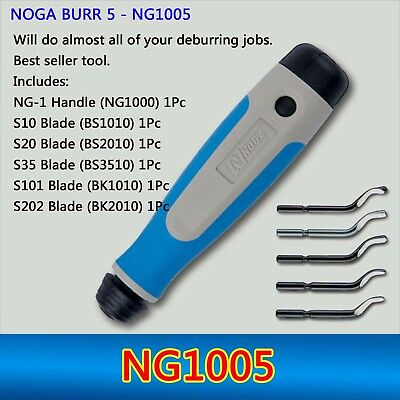 NG1005 3.2mm Swivel blade Deburring System tools Compatible