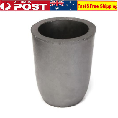 A1PCS 6# Foundry Graphite Crucible Melting Tool Furnace Casting For 6KG Copper