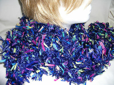 Hand-knitted Scarf Ref 940