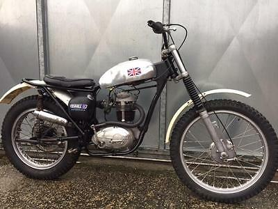 Bsa C15 Trials Bike Pre 65 Ace Runner £2895 All Offers Px Bantam James Why?