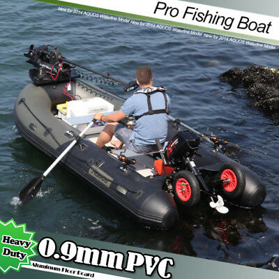 3.3m Inflatable Boat Fishing Boat Tender Dinghy Raft Kaya Type