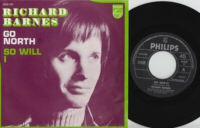 Richard BARNES * 1970 UK SONGWRITER FOLK ROCK * Belgian 45