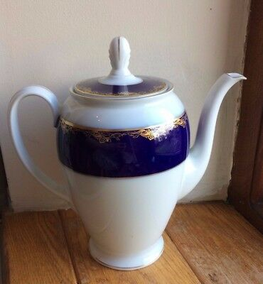 Rosenthal Classic Rose Frederick the Great China Coffee Pot