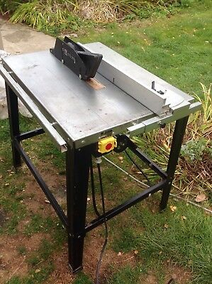 table saw. elu sawking