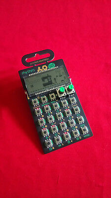 Teenage Engineering Pocket Operator PO-12 +Box & Instructions - Great Condition