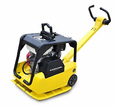 Plate Compactor Reversible 180Kg - Honda Gx270 9Hp Petrol Engine *free Delivery*