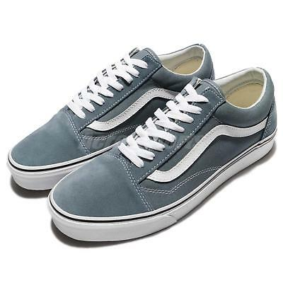 Vans Old Skool Goblin Blue True White Men Skate Boarding Shoes Sneakers 72010568