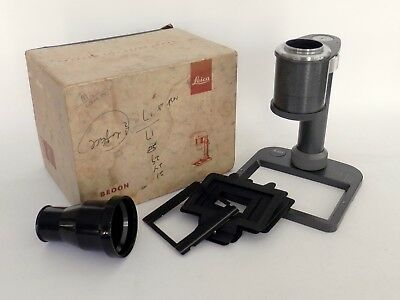 Vintage Leica Beoon Copy Stand : FREE UK POST: 1733
