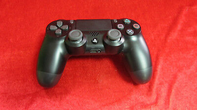 "Original Sony PlayStation 4 Wireless Controller Modell: "" CUH-ZCT1E "" schwarz !2"