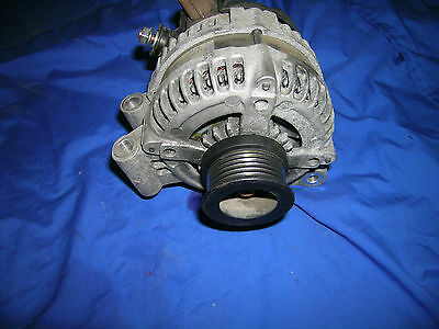 LR3 Series 3 Land Rover Discovery alternator Denso YLE500410