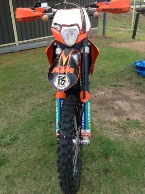 2008 KTM 530 - EXC-R. Road Registered - April 2018 - Great Condition